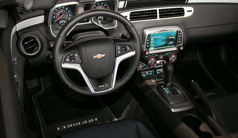 Chevrolet Camaro SS full