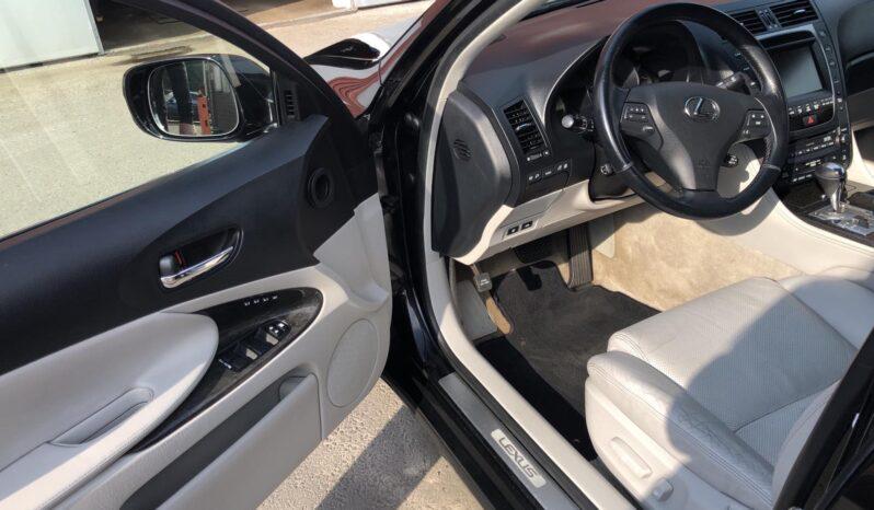 Lexus GS full