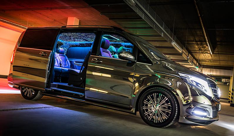 Mercedes-Benz V-klasse full