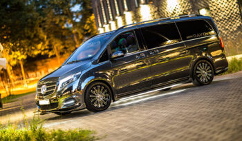 Mercedes-Benz V-klasse full